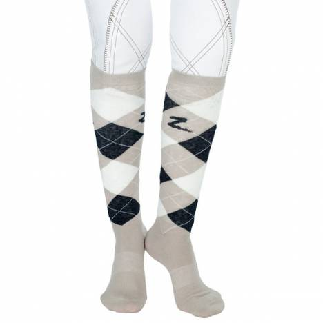 Horze Unisex Holly Argyle Socks