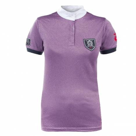 Horze Ladies Cool Competition Short Sleeve Shirt