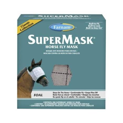 Supermask Fly Mask - Foal - Assorted Colors