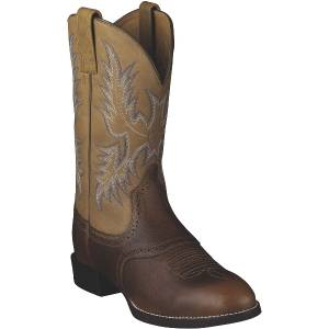 Ariat Heritage Stockman - Mens - Barrel Brown