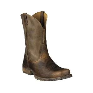 Ariat Rambler Boot - Mens - Earth Brown Bomber