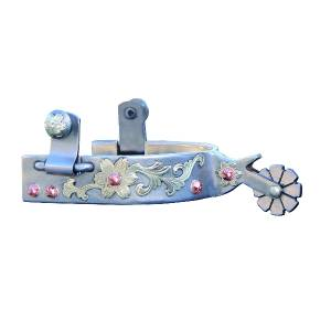 Professionals Choice Floral Copper Dot Spur