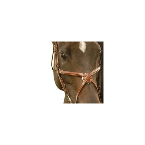 Exselle Elite Figure 8 Plain Raised Noseband