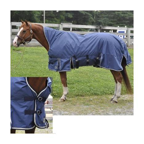 Climax Mid Neck MW Turnout Blanket