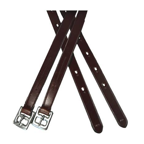 Exselle Elite 3/4 Half Hole Leathers