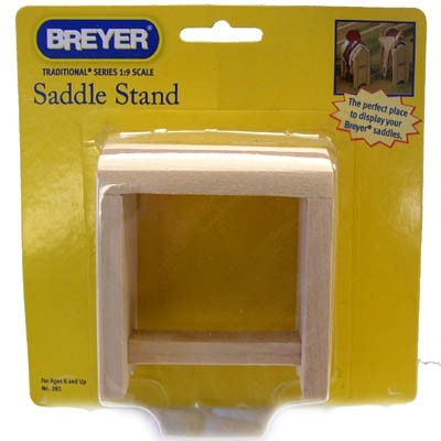 Breyer Traditional Wooden Saddle Stand