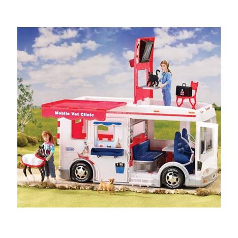 Breyer Classic Mobile Vet Clinic