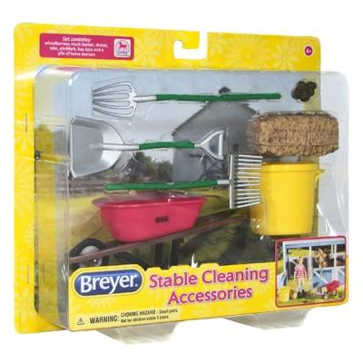 Breyer Classic Stable Cleaning Set