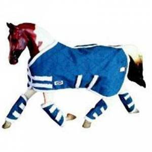 Breyer Traditional Horse Blanket & Shipping Boots