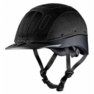 Troxel Sierra Low Profile Helmet - Brown