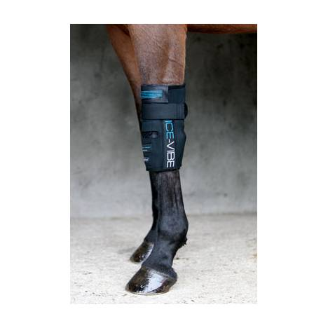 Ice-Vibe Circulation Therapy Knee Wrap