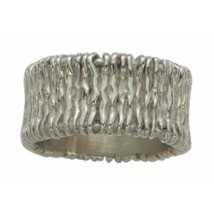 Montana Silversmiths Sweetgrass Wide Band Ring