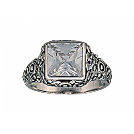 Montana Silversmiths Mountain Princess Solitaire Ring