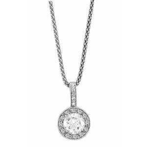 Kelly Herd Bezel Pendant