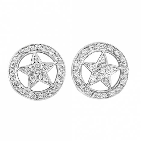 Kelly Herd Small Star Earrings