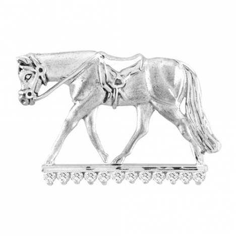 Kelly Herd English Horse Pendant