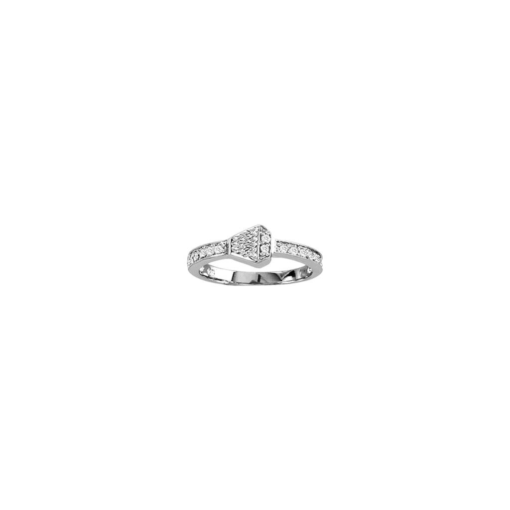 Kelly Herd Pave Nail Ring