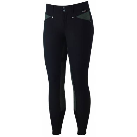 Kerrits Cross Over Full Seat Riding Breeches - Ladies