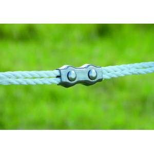 PATRIOT Electric Fence Rope/Braid Clamp