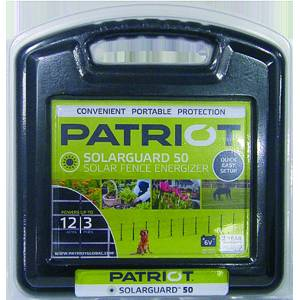 Patriot Solarguard 50 Energizer