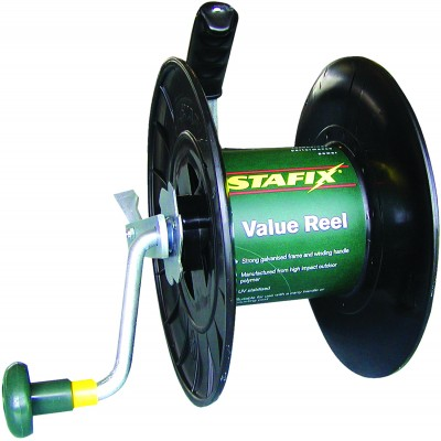 Stafix by PATRIOT Value Reel with  Carry Handle