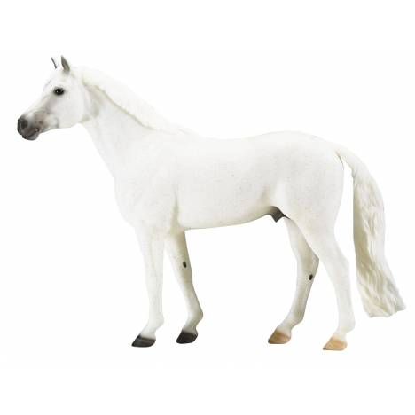 Breyer Traditional Series Snowman - Famous Show Jumper