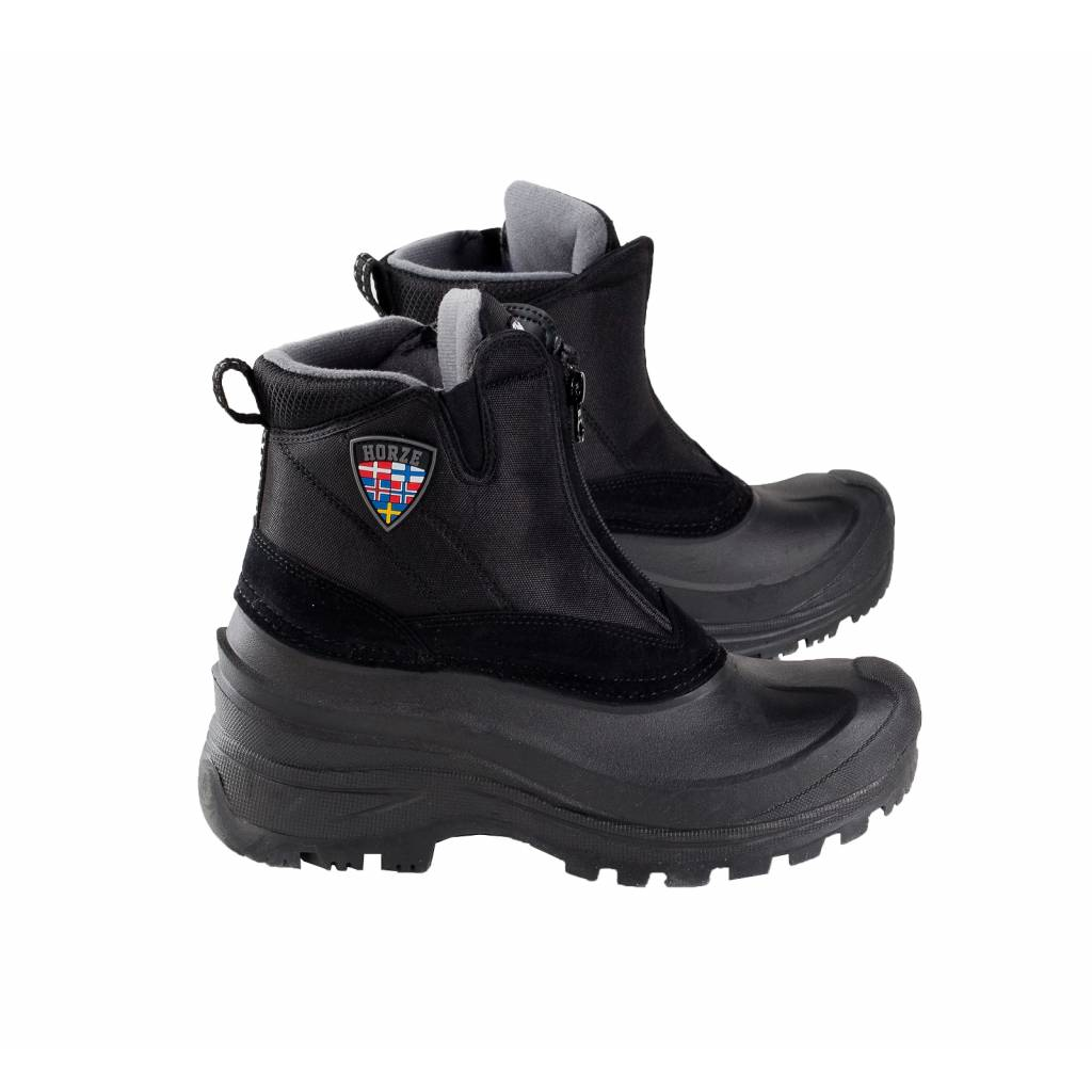 Horze Supreme Zip Stable Boots - Ladies