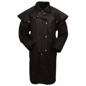 Outback Oilskin Stockman Duster- Unisex