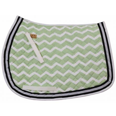 Equine Couture Abby Saddle Pad - All Purpose