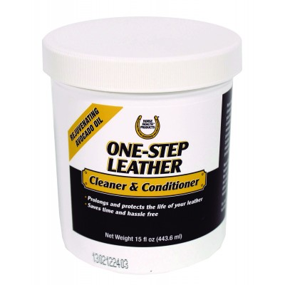 Absorbine One-Step Leather Cleaner & Conditioner