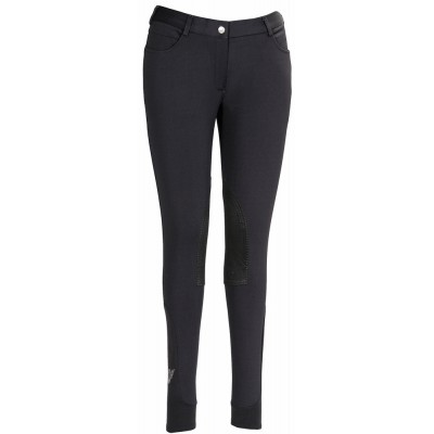 Tuffrider Wellesley Breeches -Ladies, Knee Patch