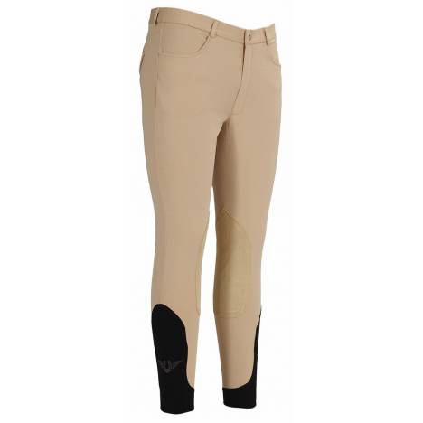 Tuffrider Wellesley Breeches - Mens, Knee Patch