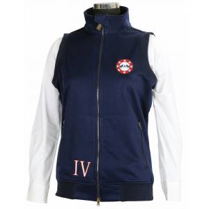 Equine Couture Stars & Stripes  Vest - Ladies