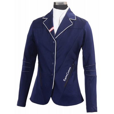 Equine Couture Stars & Stripes Show Coat - Ladies