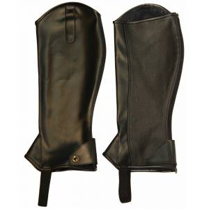 Tuffrider Micro Touch Half Chaps - Adult