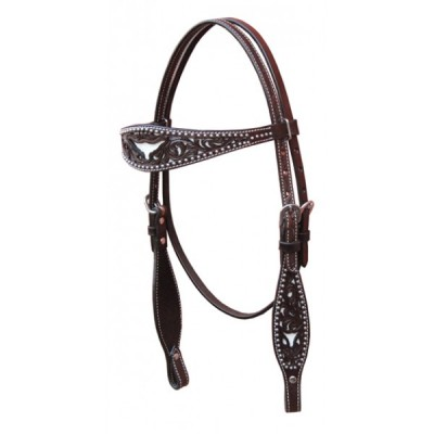Turn-Two Browband Headstall - Ft. Worth
