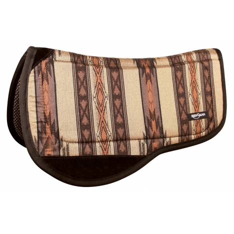 Reinsman Contoured Trail Pad - Tacky Too