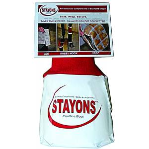 Durvet Stayons Poultice Boot