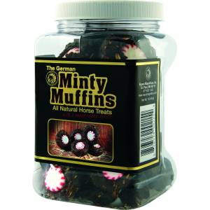 German Horse MintyMuffin All Natural Horse Treats