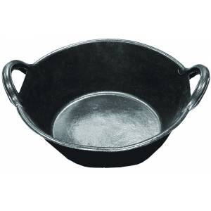 Little Giant Rubber Pan with  Handles