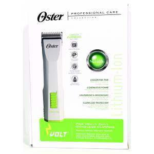Oster Volt Lithion + Ion Complete Cordless Clipper Kit