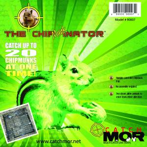 The Chipmunkinator