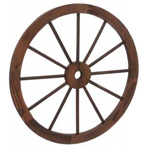 Gift Corral Wagon Wheel