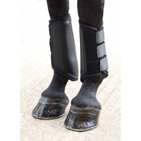 Shires Fleece Lined Brushing Boots