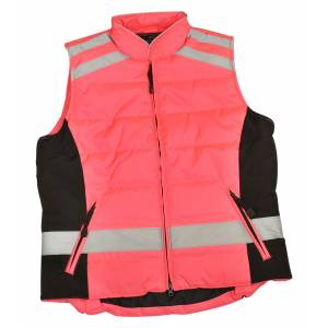 HighVizibility Ladies' Reflective Gilet Vest