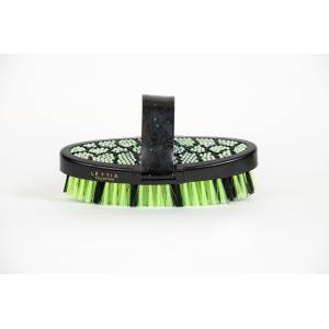 Lettia Collection Body Brush - Crystal Turtle