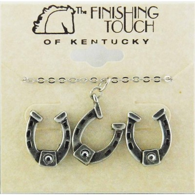 Finishing Touch Horse Shoe Gift Set