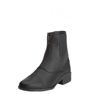 Ariat Scout Zip Paddock Boots - Ladies, Black