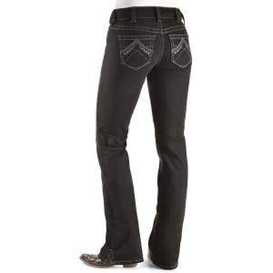 Ariat R.E.A.L. Riding Jean - Ladies, Black