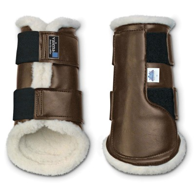 Valena Woolback Front Boots